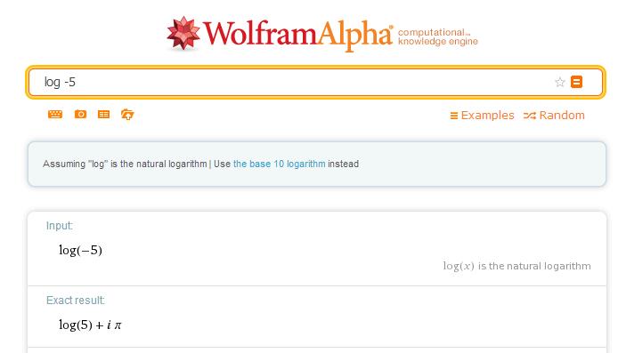 logaritmos definicion yahoo dating