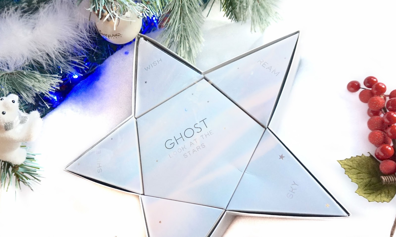 Ghost Fragrance Christmas Gift Set