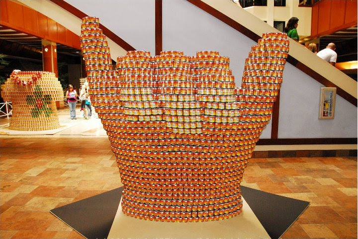 If It S Hip It S Here Archives Canstruction Food Can
