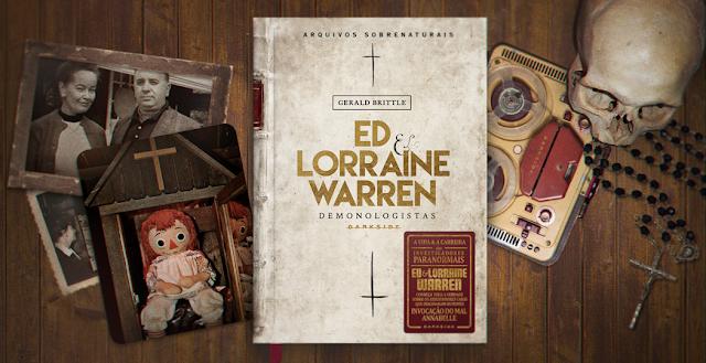 Resultado de imagem para Ed e Lorraine Warren Demonologistas