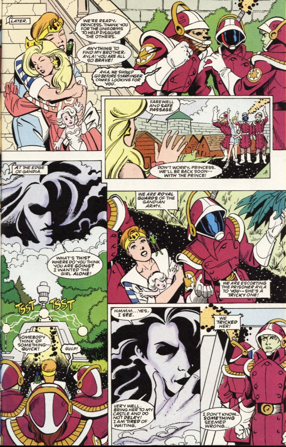 Legion of Super-Heroes (1989) _Annual_6 Page 34