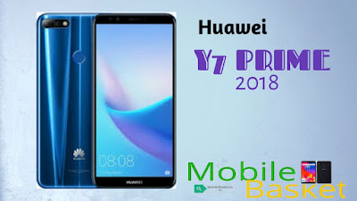 huawei y7 prime 2018 specification