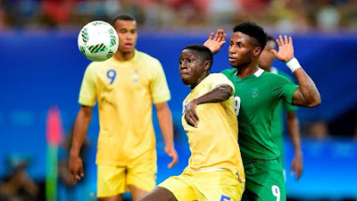 Rio Olympics: Umar Sadiq scores to ensure Nigeria qualify for quarterfinals after beating Sweden 1-0