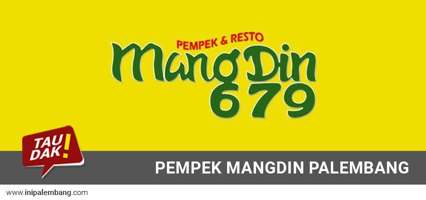 Pempek Mang Din 679 Toko Pempek Palembang