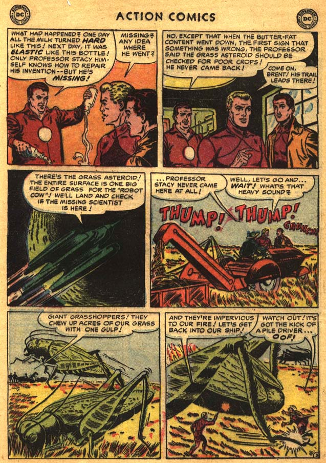 Read online Action Comics (1938) comic -  Issue #201 - 29