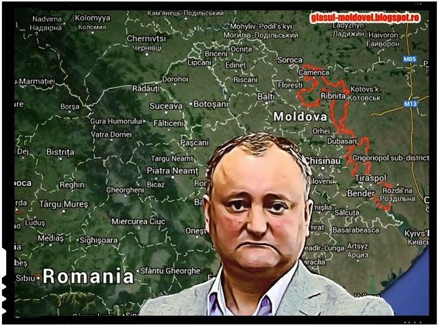 Igor Dodon, traseist comunist pro-rus din Republica Moldova