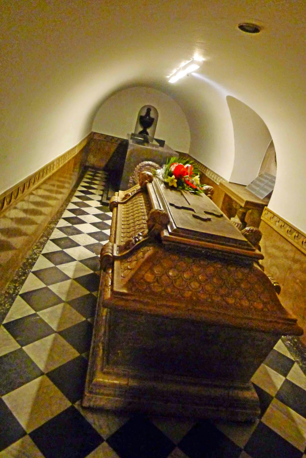 Wawel Cathedral Crypt