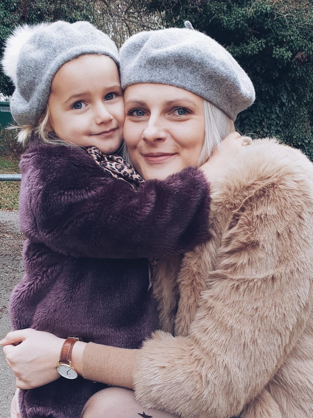 Mum & Co. #8 czyli jaka matka taka córka (w futerku)
