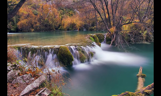 جولة سياحية أجمل البلاد مستوى العالم كرواتيا بليتفيتش Plitvice-Croatia-Fall-and-falls.jpg