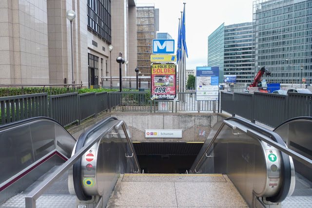 stacja Schuman