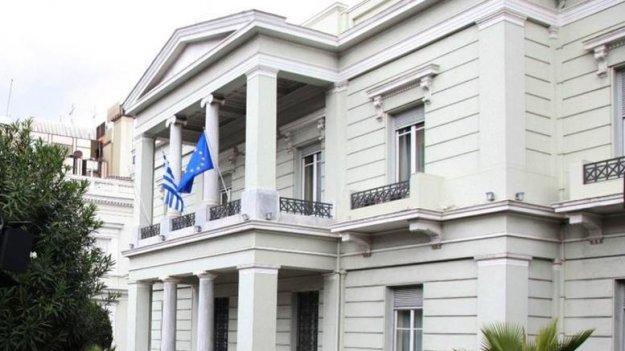 ΥΠΕΞ: Οι δηλώσεις Ερντογάν υπονομεύουν την σταθερότητα της Αν. Μεσογείου