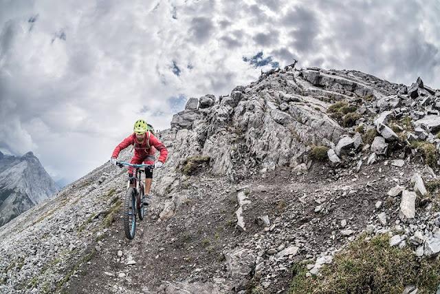 Trail Abfahrt Valdidentro Monte delle Scale
