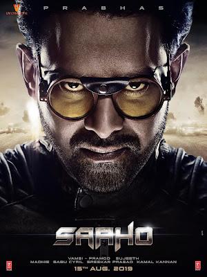 स्टार एक्टर प्रभास ने फिल्म 'साहो' का दमदार पोस्टर किया रिलीज, रिलीज डेट हुआ फाइनल