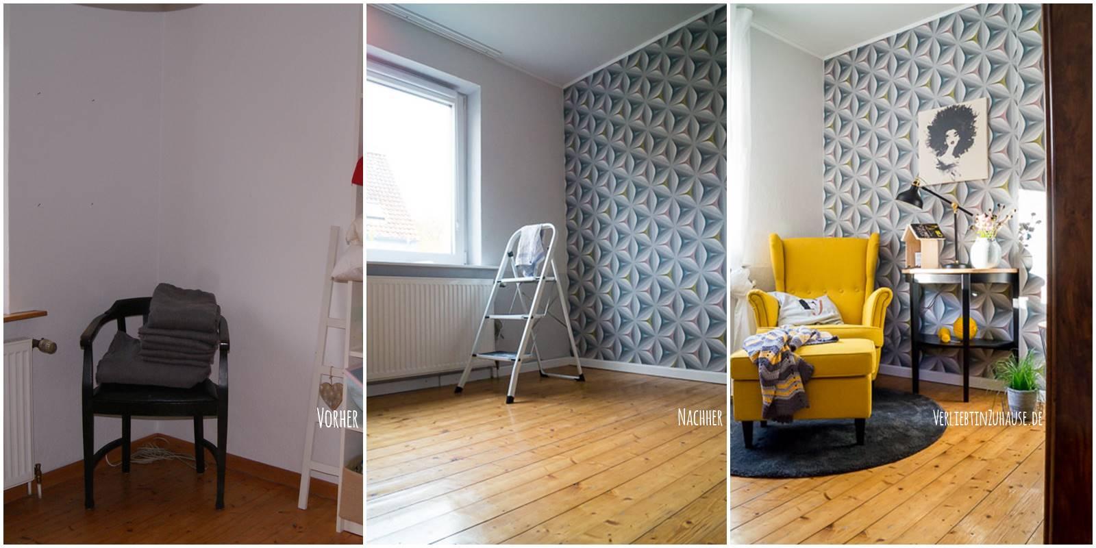 Verliebt in zuhause wie ich ein zimmer renovieren und for Neues zimmer einrichten