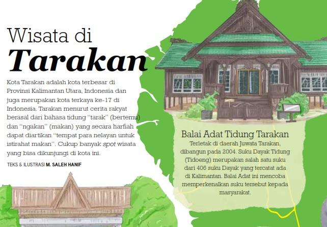 Panduan Wisata Tarakan Pakar Nusantara