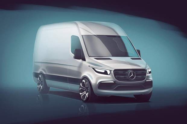 Novo Mercedes-Benz Sprinter 2018