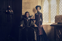 Jacob Collins Levy and Michelle Fairley in The White Princess Series (8)