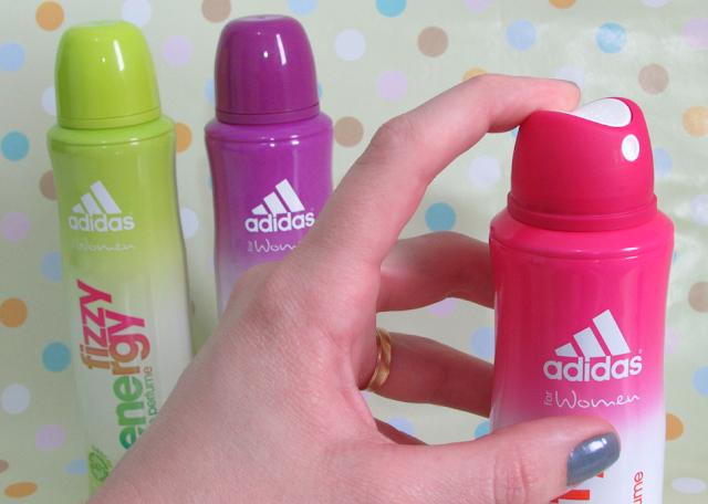 Resenha, Desodorantes, Perfumados, Adidas for Women