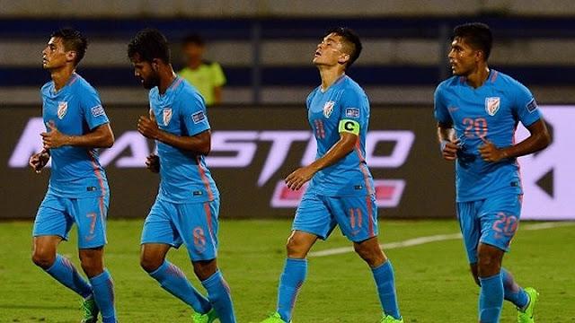15. Ấn Độ - bảng A vòng loại thứ 3.