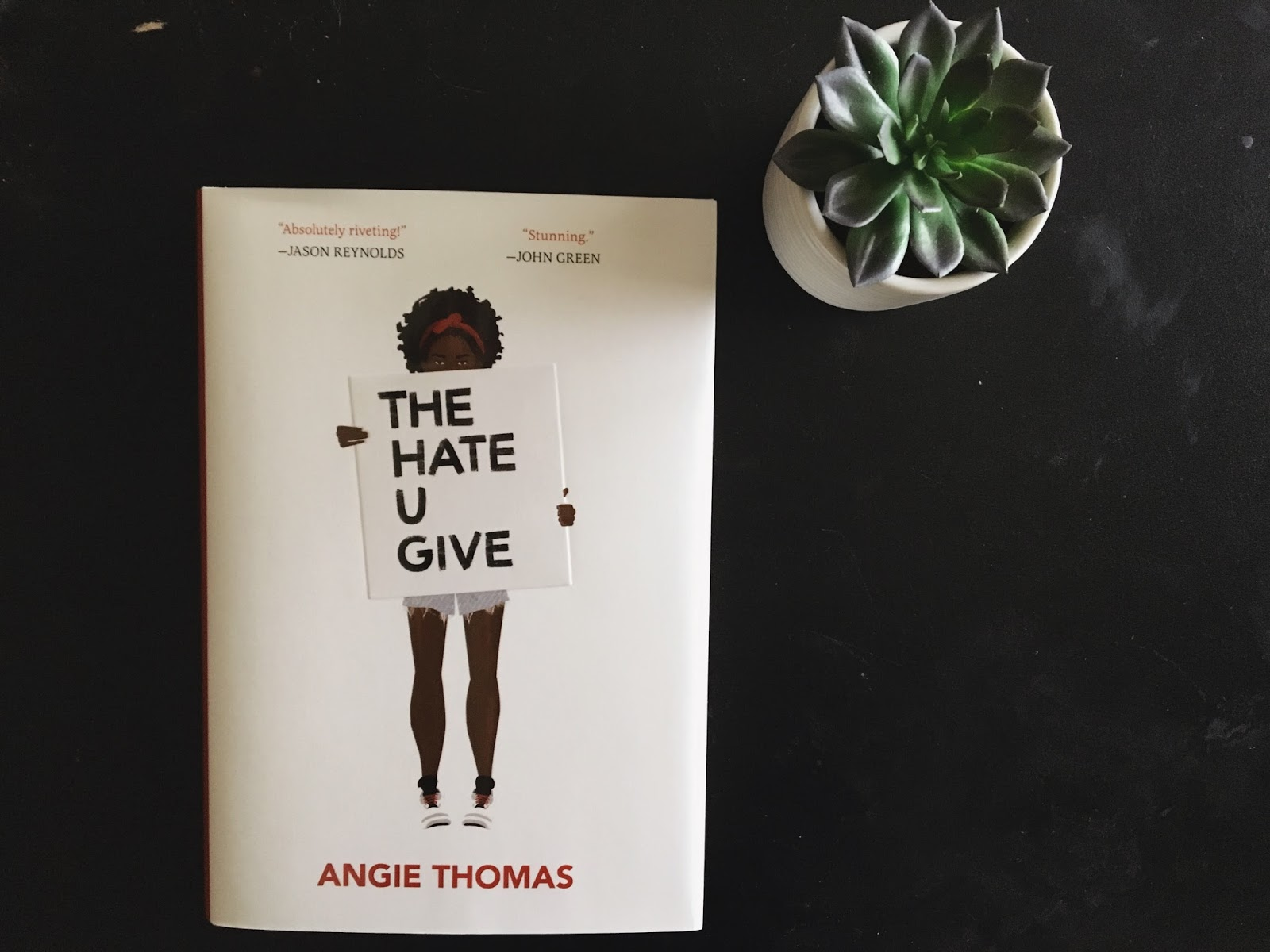 The Best Friend Book Club 3 Reasons You Should Read The Hate U Give
