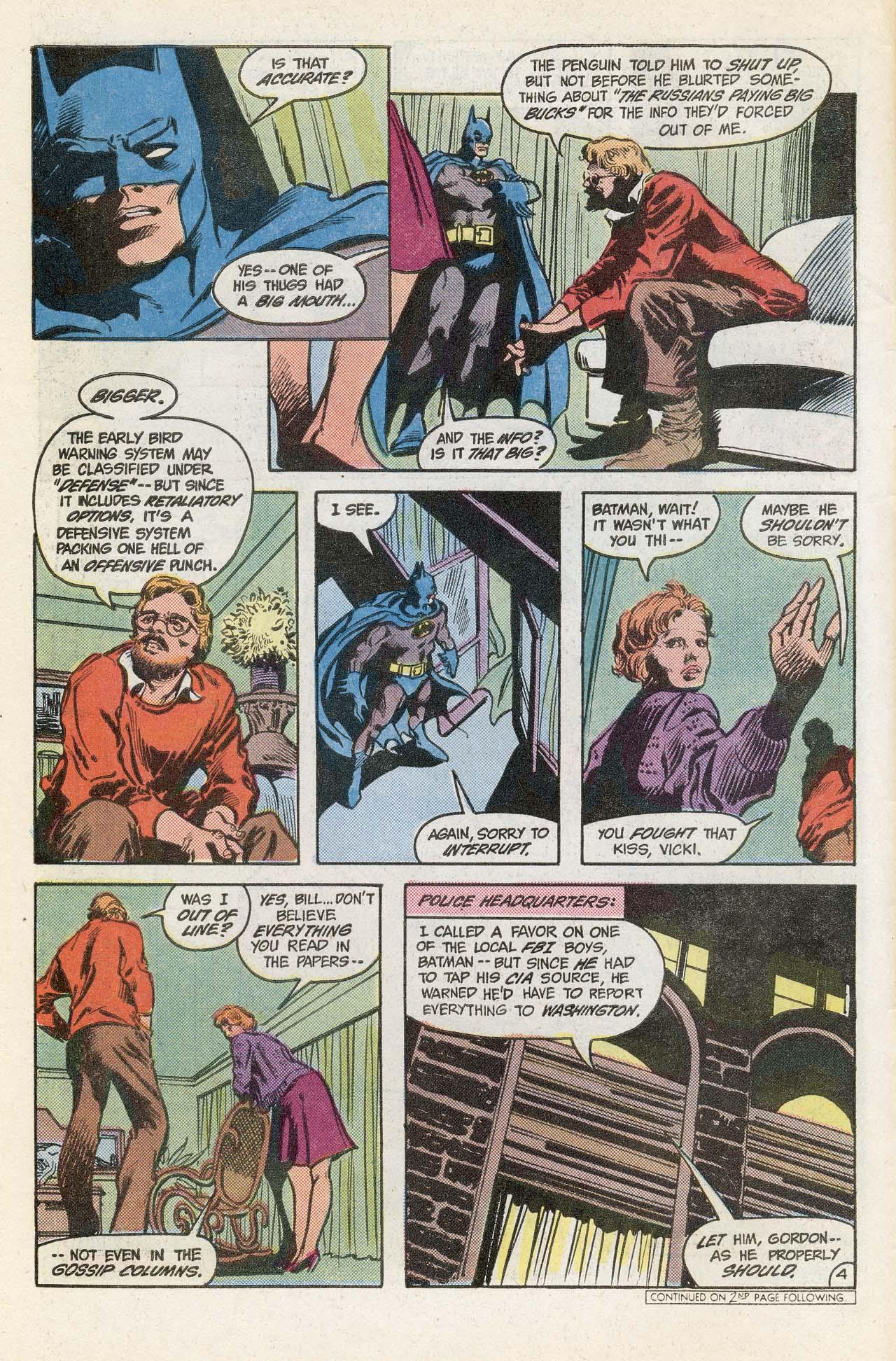 Detective Comics (1937) 541 Page 5