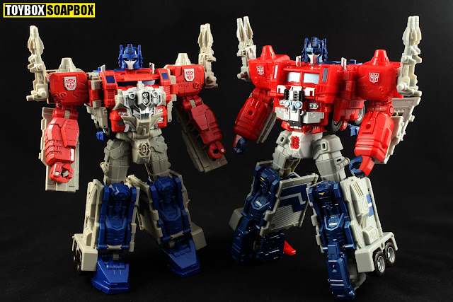 transformers legends super ginrai vs powermaster prime