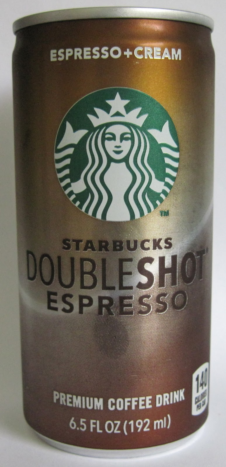 Caffeine King Starbucks Doubleshot Espresso Review