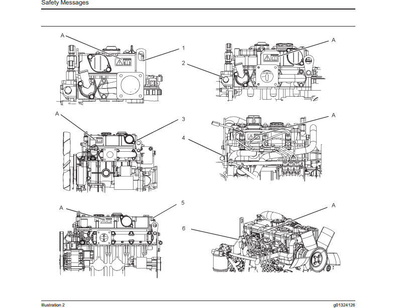 Perkins 400A and 400D Industrial Engine Service Manual