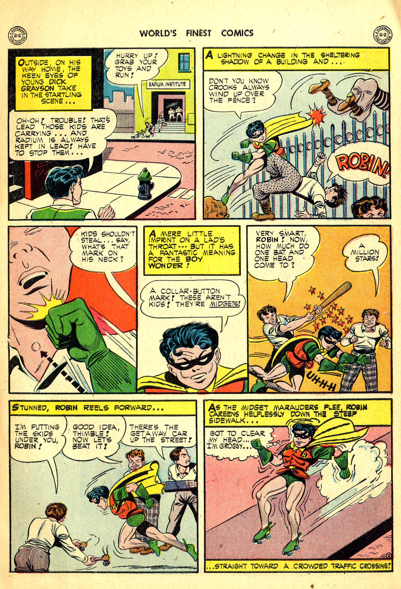 Read online World's Finest Comics comic -  Issue #18 - 71