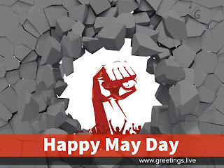 1st May International workers Day 2018 greetings HD Images