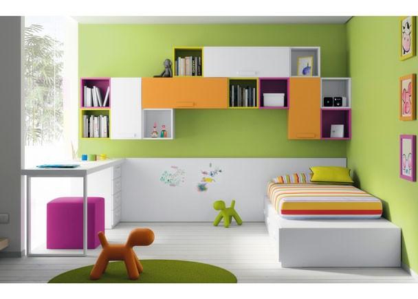 Dormitorios juveniles slang go de jjp - Dormitorios infantiles modernos ...