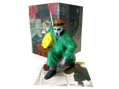 Madvillain Vinyl Figure by MF Doom x Madlib Invazion