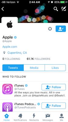 setelah-5-tahun-akun-twitter-apple-kembali-diaktifkan