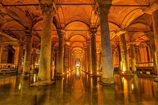 Istanbul Balisica Cistern