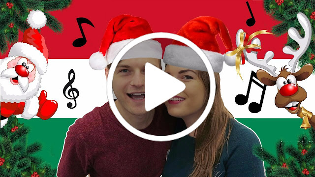 Hungarian Christmas songs reaction