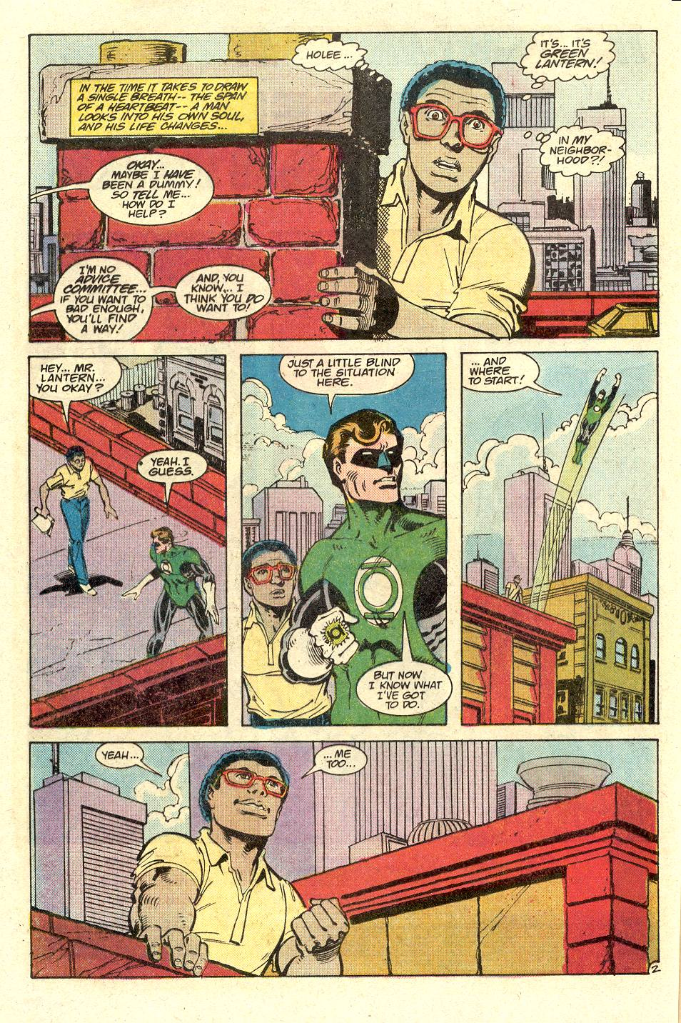 Read online Secret Origins (1986) comic -  Issue #36 - 3
