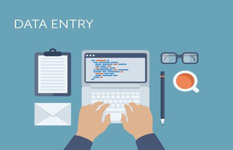 Home data entry jobs online