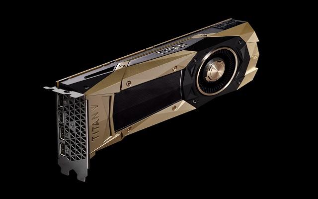 Titan V أقوى بطاقة رسومية صنعت إلى حد الآن
