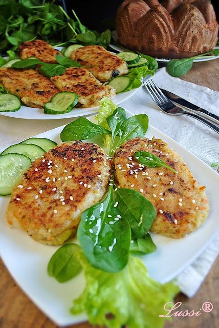 Постни оризови кюфтета / Potato and rice croquettes