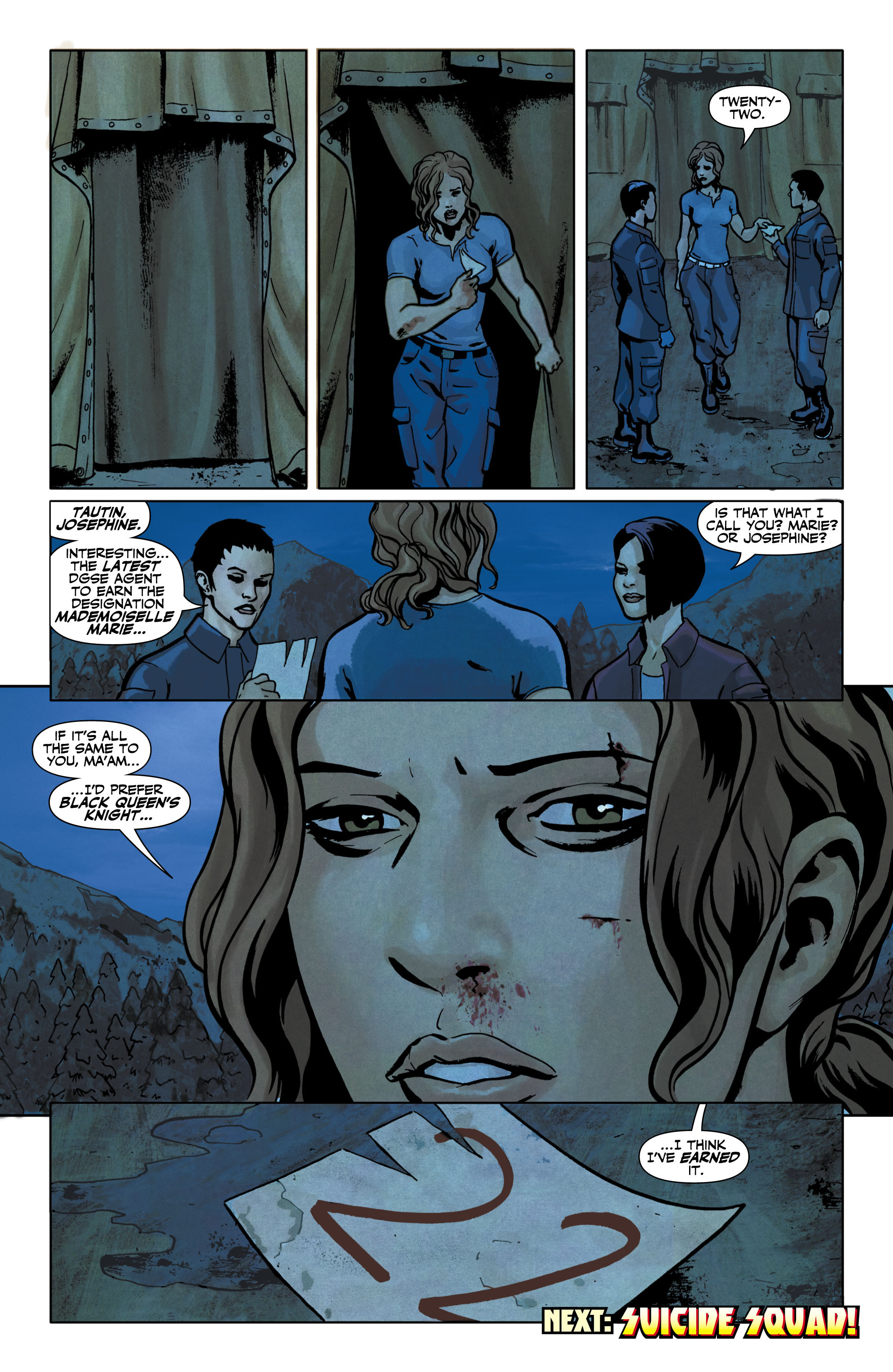 Checkmate (2006) 5 Page 22