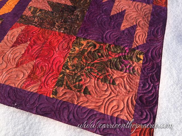 http://carrieontheprairie.blogspot.ca/2016/12/sawtooth-batik-quilt.html