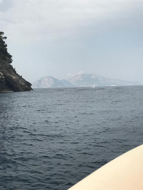 island of capri boat tours