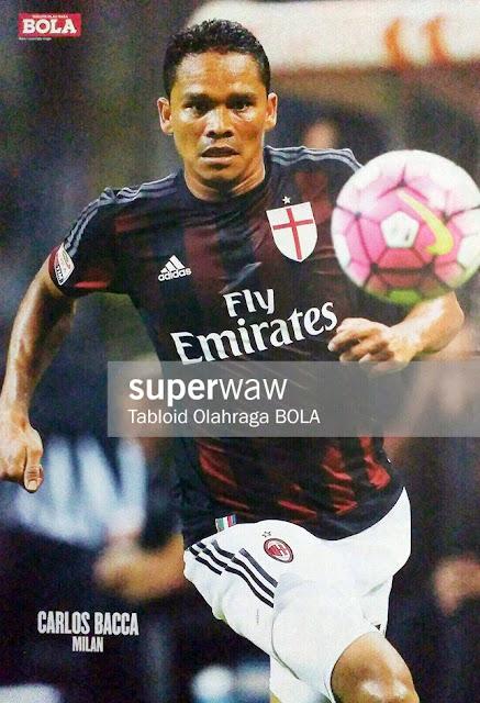 Carlos Bacca AC Milan 2015