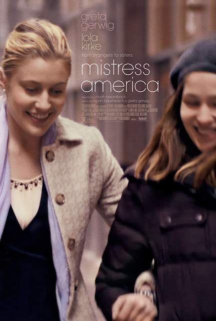 Mistress America (2015) ταινιες online seires oipeirates greek subs