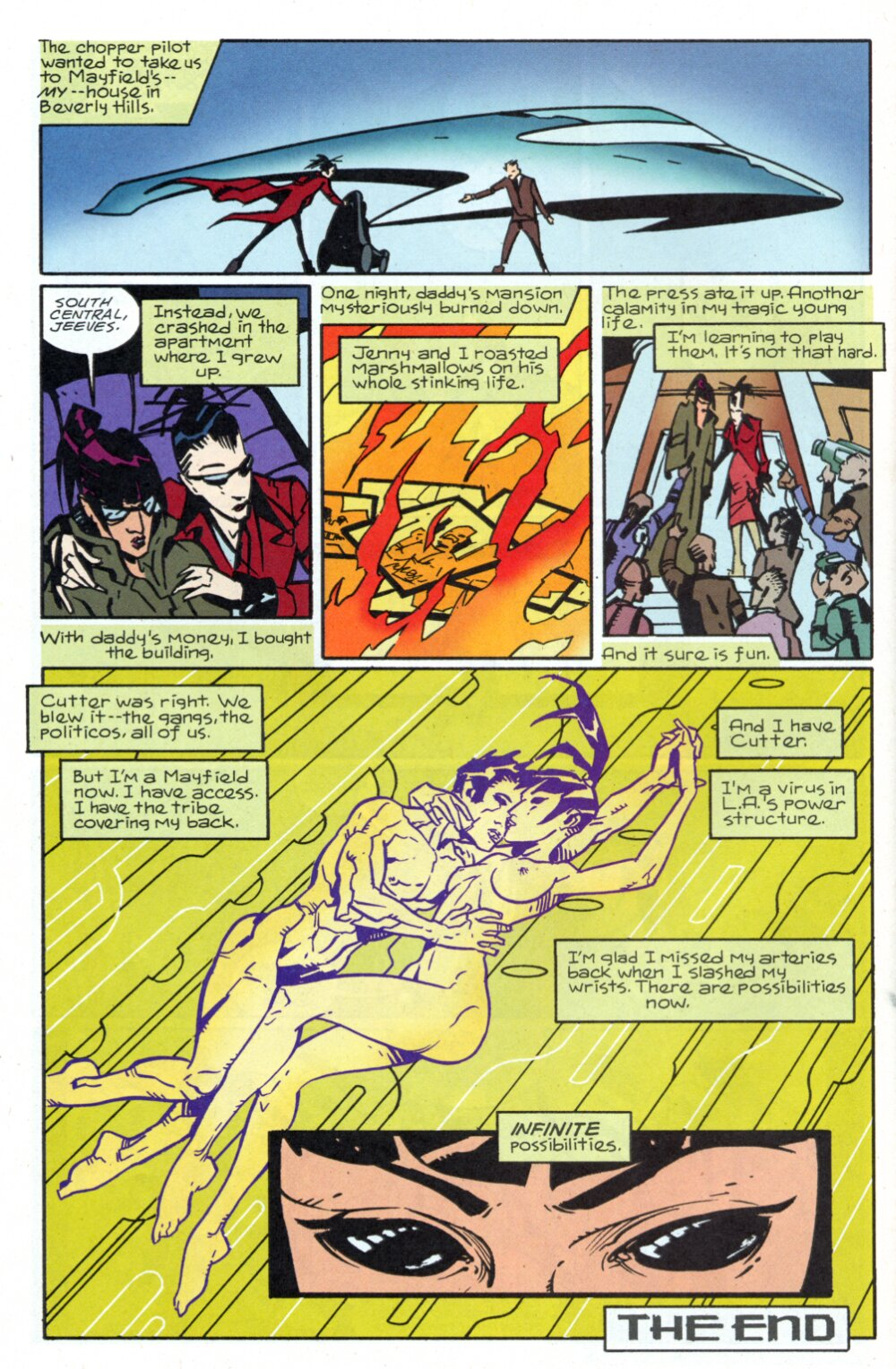 Read online Accelerate comic -  Issue #4 - 25