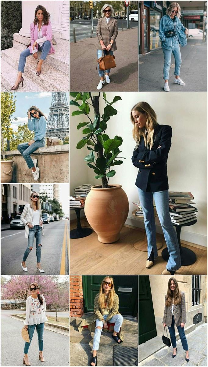 50 maneiras diferentes de usar calça jeans para quem ama jeans
