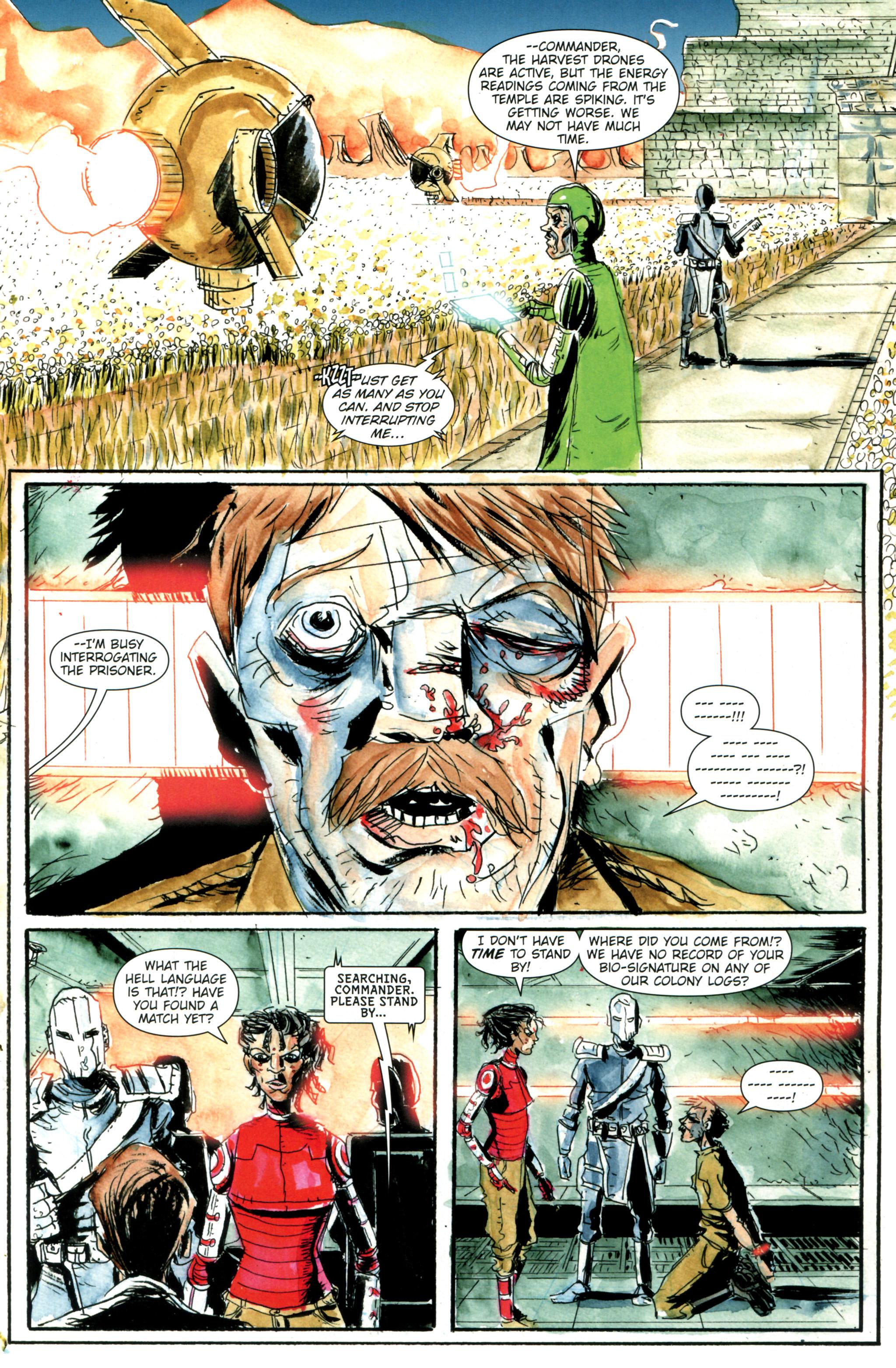 Read online Trillium comic -  Issue #4 - 10