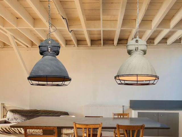 Za co kochamy industrialne oświetlenie?