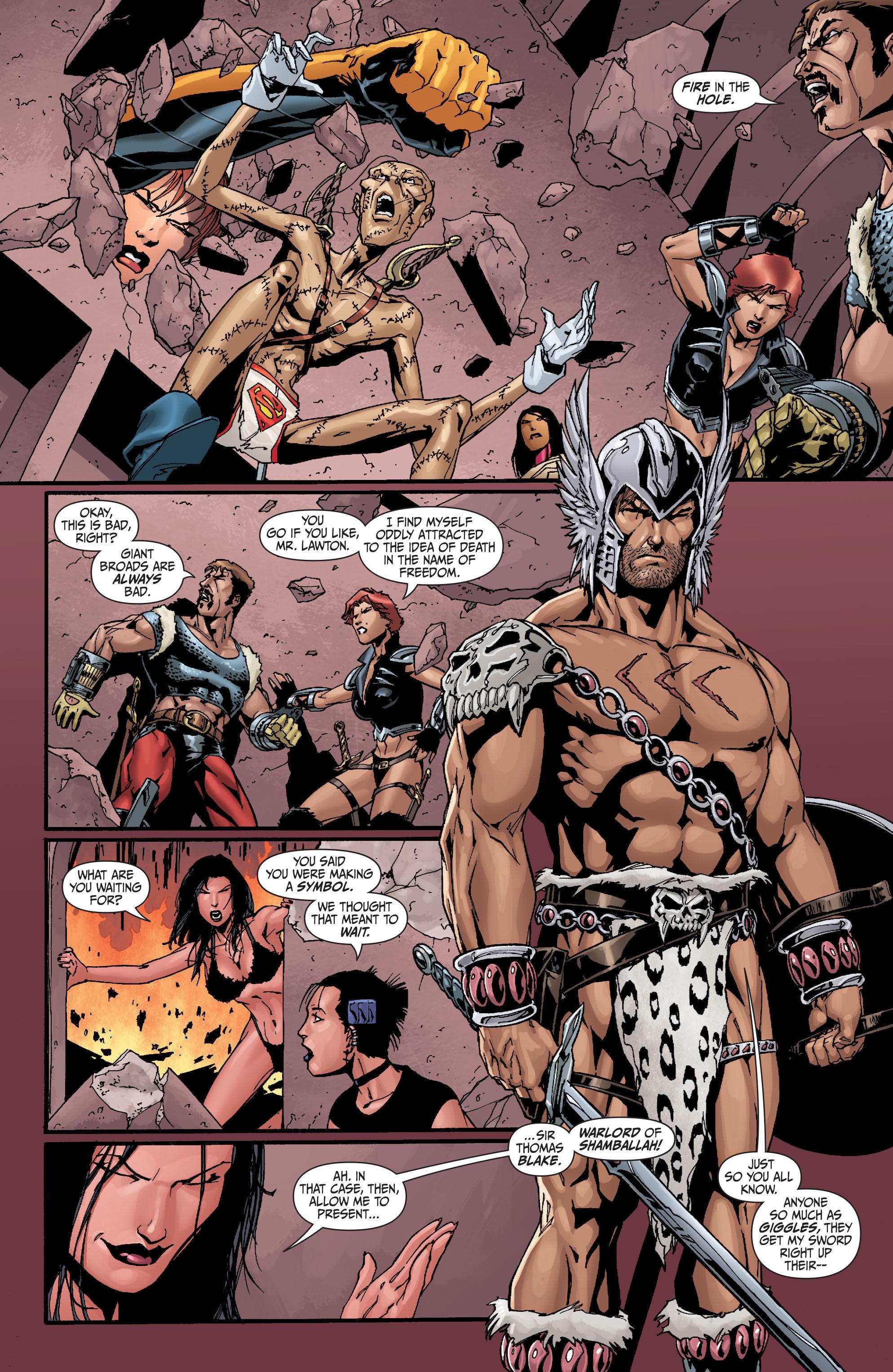 Read online Secret Six (2008) comic -  Issue #27 - 18