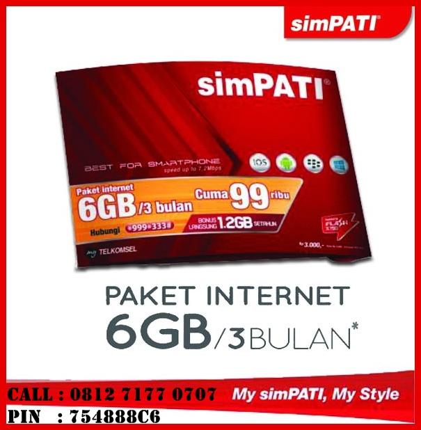 Daftar Harga Dan Kuota Paket Internet Telkomsel